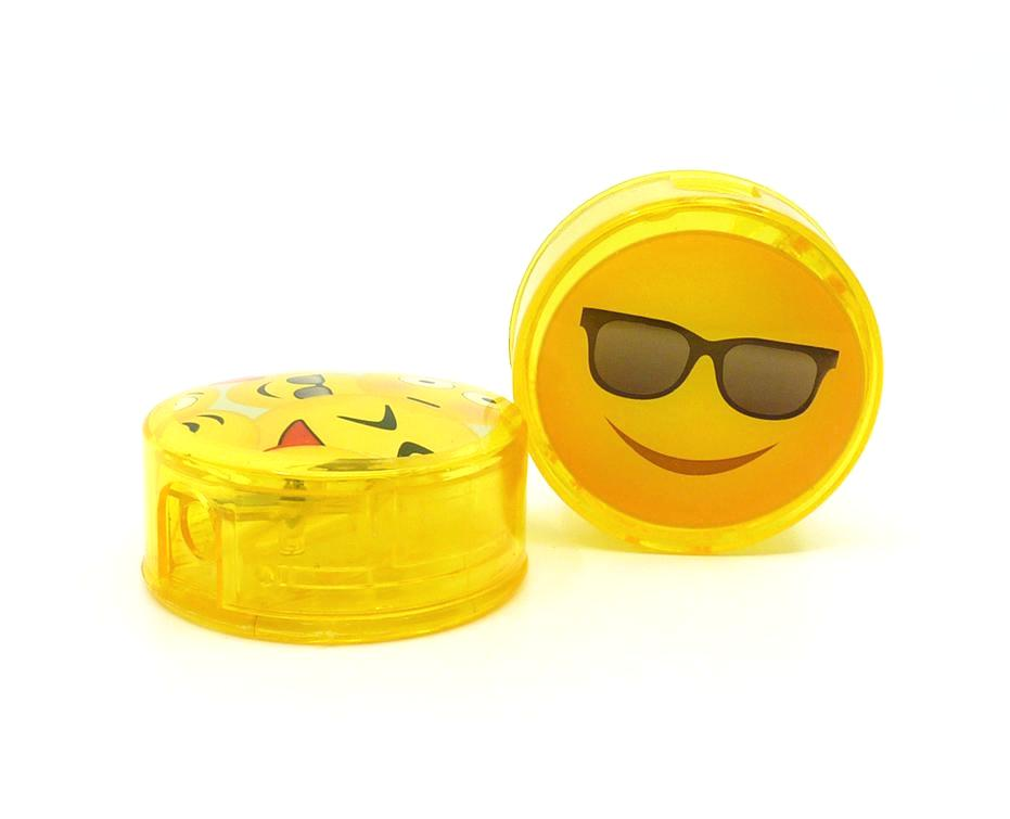 2ct Dual Smiley Sharpeners