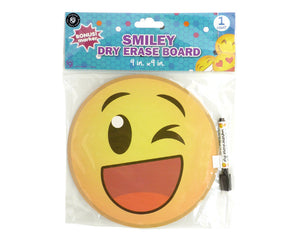 Smiley Dry Erase Board