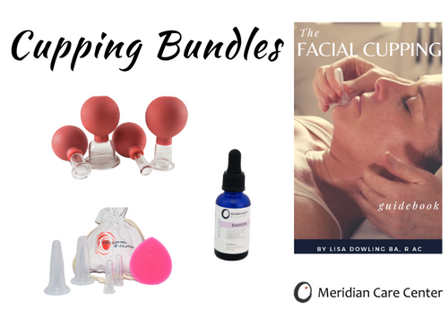 Facial Cupping Professional Bundle