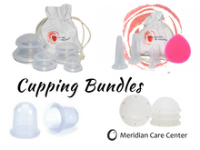 Load image into Gallery viewer, Silicone Cupping Bundle Variety Pak