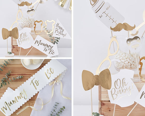 accessoires baby shower