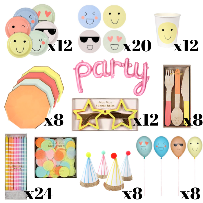 Emoji Party Box
