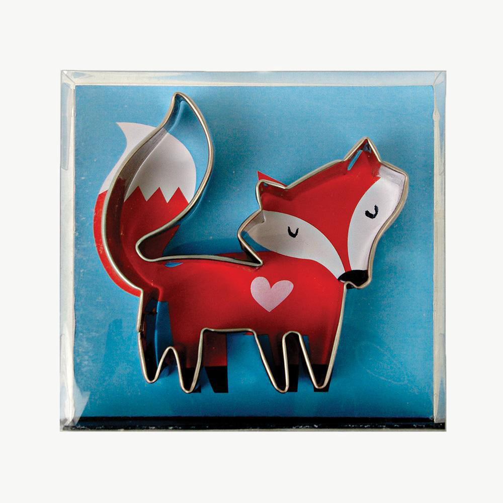 Fox cookie-cutter