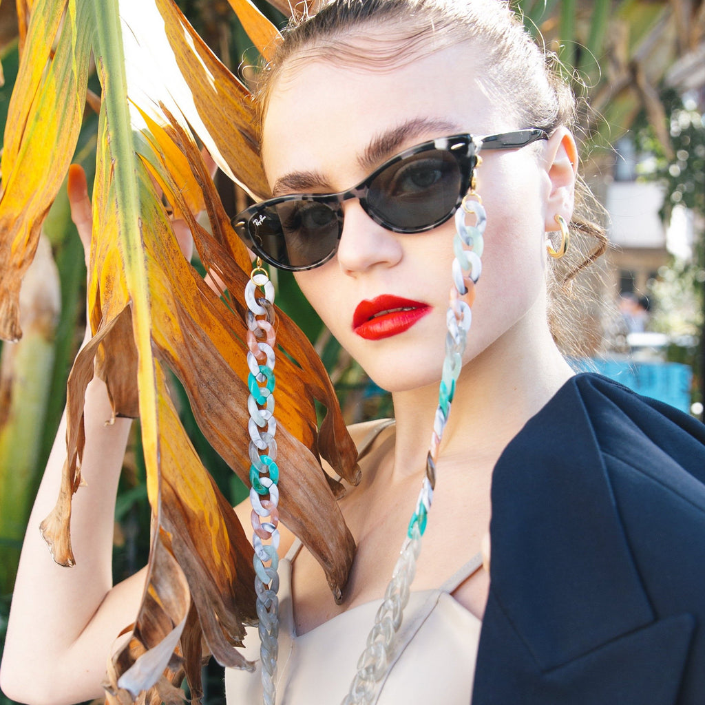 LUNA - Nottinghill, Sunglasses, Sun, Glasses, vintage, cat eye, women sunglasses, sunglasses, glasses, clear lens, accessory, necklace, fashion, style, trendy, cat eye, oversized, vintage, design, mirrored lens