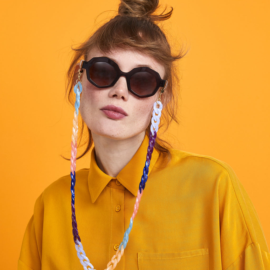 RHODES - Nottinghill, Sunglasses, Sun, Glasses, vintage, cat eye, women sunglasses, sunglasses, glasses, clear lens, accessory, necklace, fashion, style, trendy, cat eye, oversized, vintage, design, mirrored lens