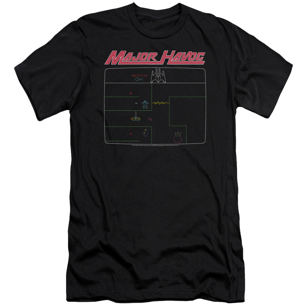 Atari - Major Havoc Screen - Game Goodie
