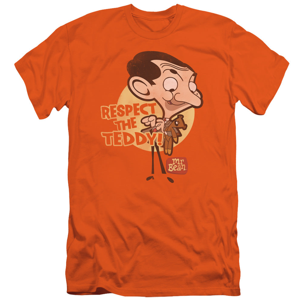 Mr Bean - Respect The Teddy - GameGoodie.com - Goodies for Gamers