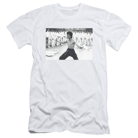 Bruce Lee - Triumphant Short Sleeve Adult 30/1