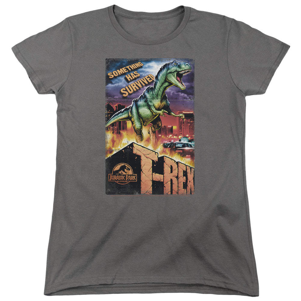 Jurassic Park - Rex In The City  - GameGoodie.com - Goodies for Gamers