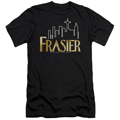 Frasier - Frasier Logo Short Sleeve Adult 30/1
