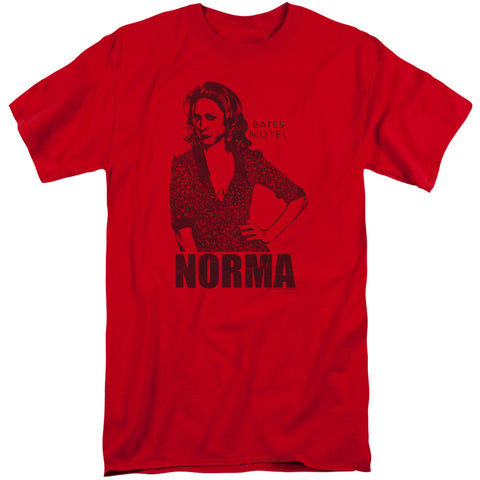 Bates Motel - Norma Short Sleeve Adult Tall