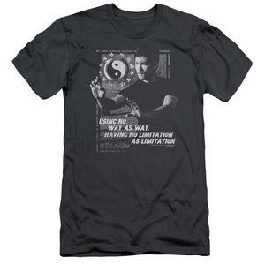 Bruce Lee - No Way As A Way Short Sleeve Adult 30/1
