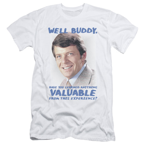 Brady Bunch - Buddy Short Sleeve Adult 30/1