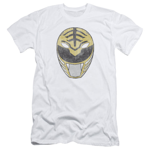 Power Rangers - White Ranger Mask - GameGoodie.com - Goodies for Gamers