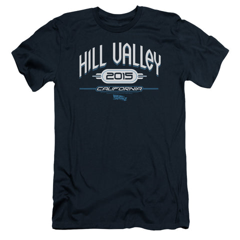 Back To The Future Ii - Hill Valley 2015