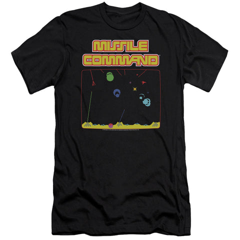Atari - Missle Screen - Game Goodie