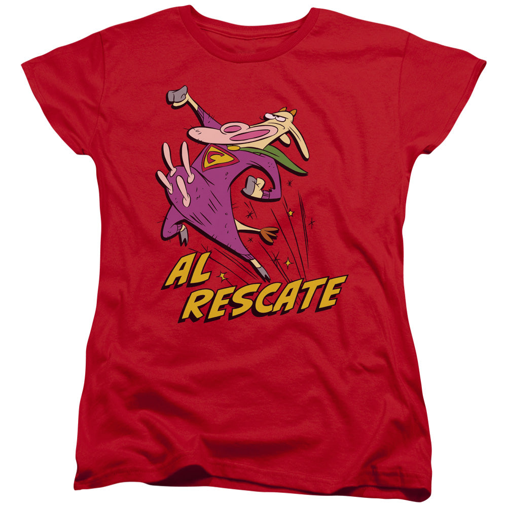 Cow And Chicken - Al Rescate