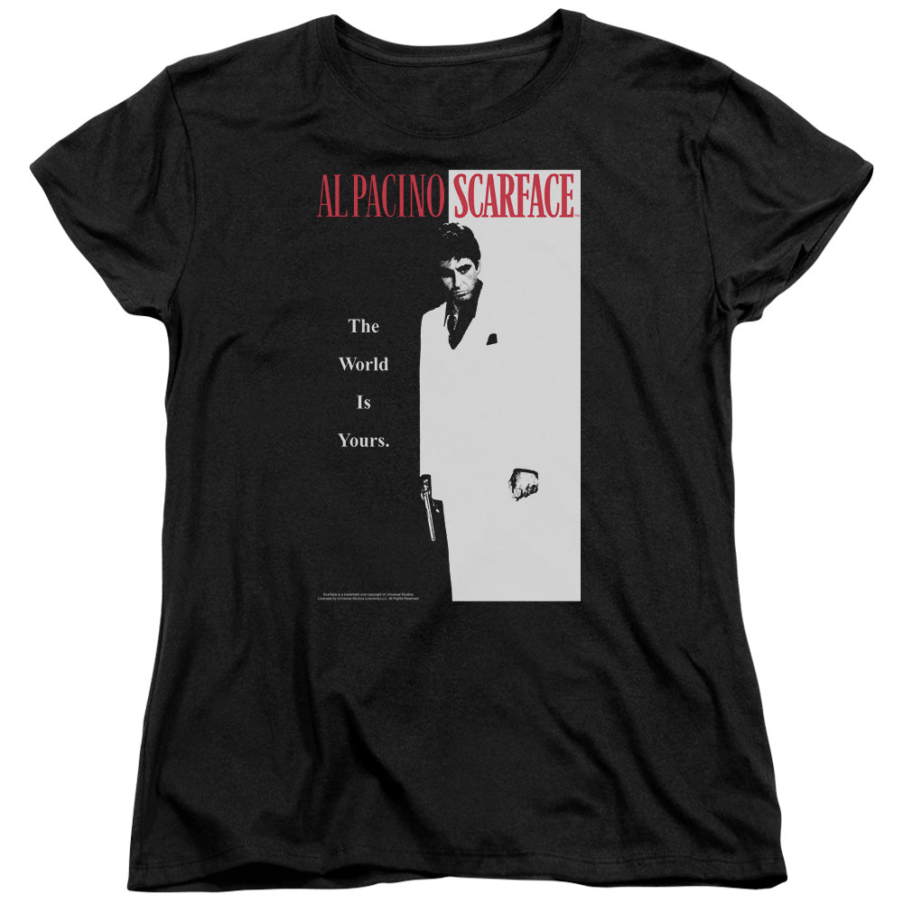 Scarface - Classic Short Sleeve Women's Tee