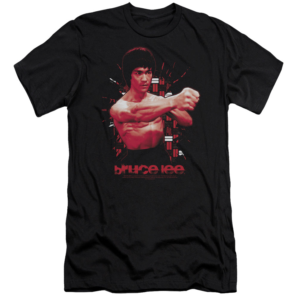 Bruce Lee - The Shattering Fist Short Sleeve Adult 30/1