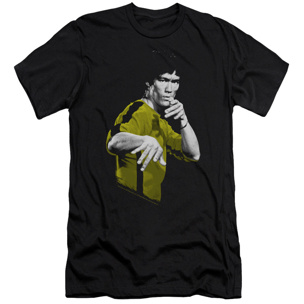 Bruce Lee - Suit Of Death Short Sleeve Adult 30/1