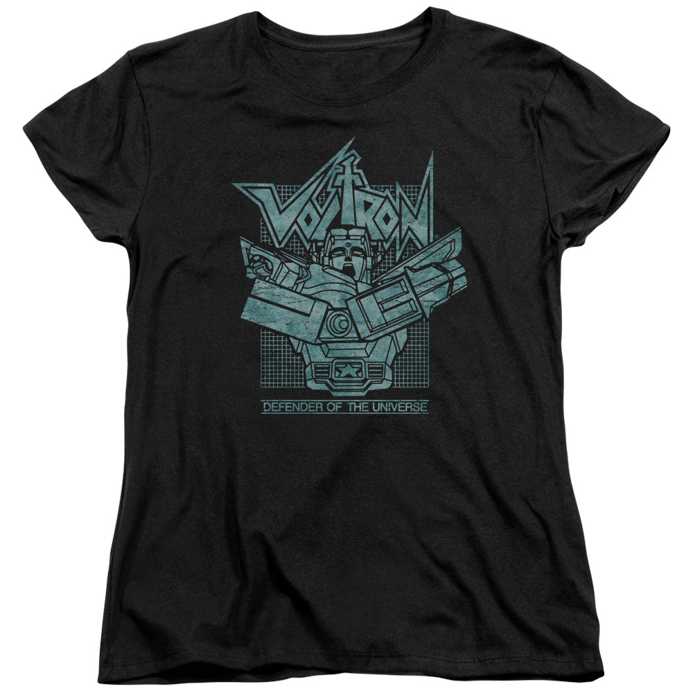 Voltron - Defender Rough Short Sleeve Women's Tee
