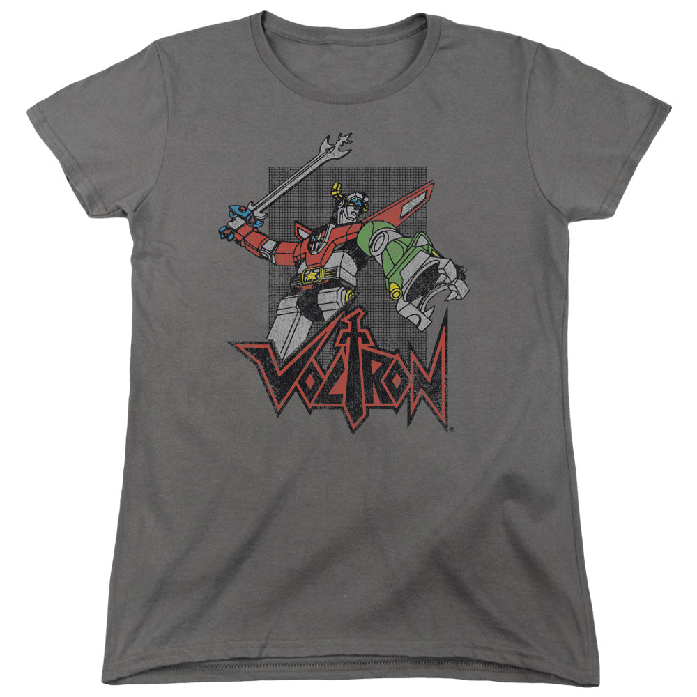 Voltron - Roar Short Sleeve Women's Tee