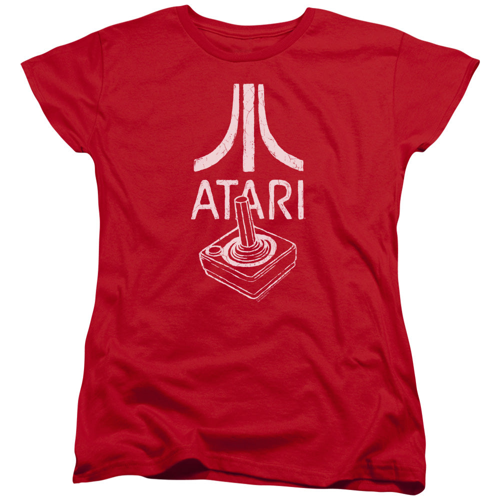 Atari - Joystick Logo  - Game Goodie