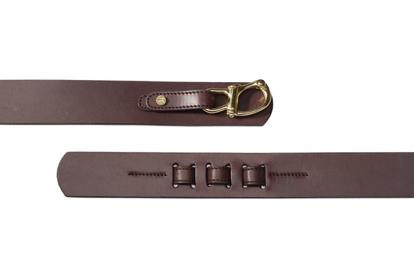 Snapshackle Belt // Hitch on Woven Assembly - Jack Iron- Nautical Inspired