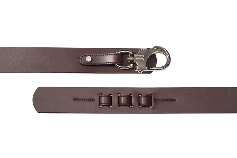 Snapshackle Belt // Bowline on Woven Assembly - Jack Iron- Nautical Inspired
