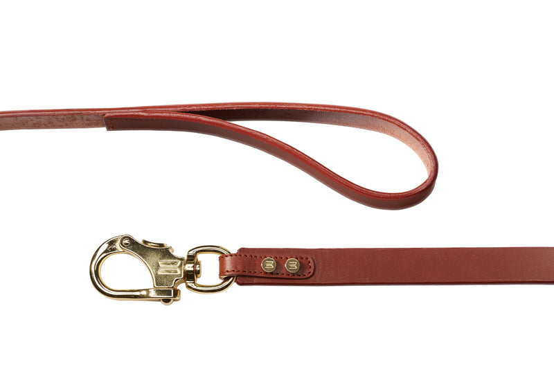 Bowline Dog Leash - Jack Iron- Nautical Inspired