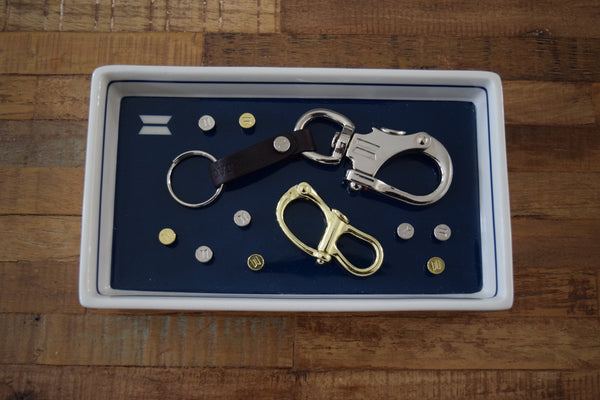 Valet Tray - Jack Iron- Nautical Inspired
