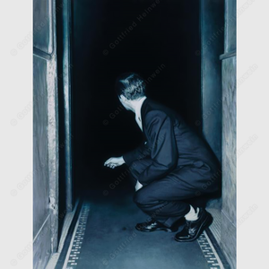 Untitled (Man In Corridor)