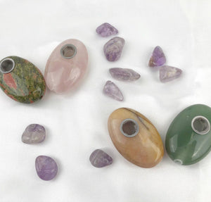 Thera crystals - crystal gemstone pipes in Canada