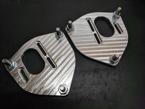 Ohlin and Fortune Auto Caster/Camber Plate Evo X