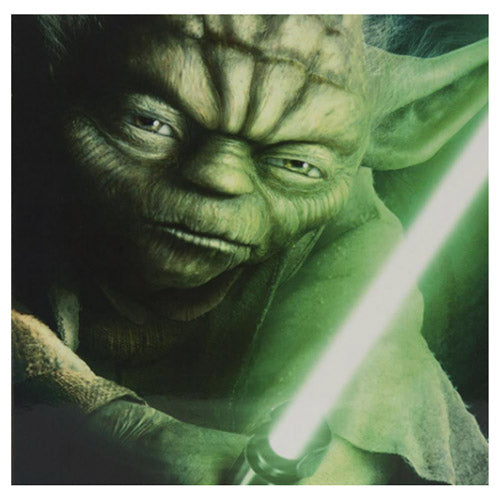 Yoda Gay Greetings Card