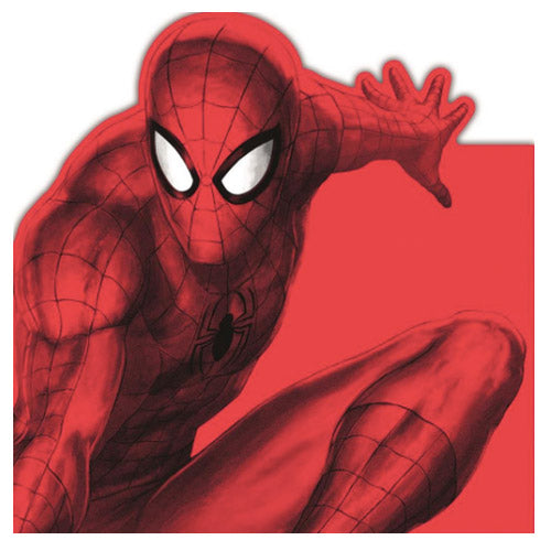 Spiderman Gay Greetings Card