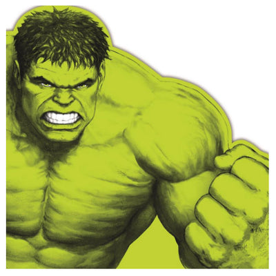 Hulk - Greetings Card