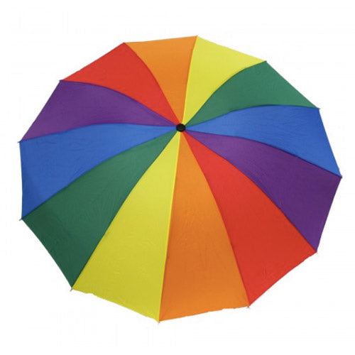 Gay Pride Rainbow Folding Umbrella
