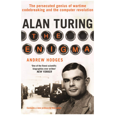 Alan Turing - The Enigma Book