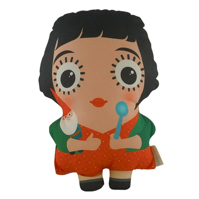 Hand Made Character Cushion - Amélie