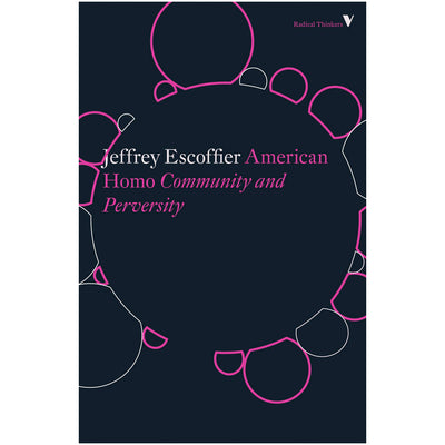 American Homo - Community and Perversity Book
