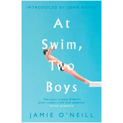 At Swim, Two Boys Book