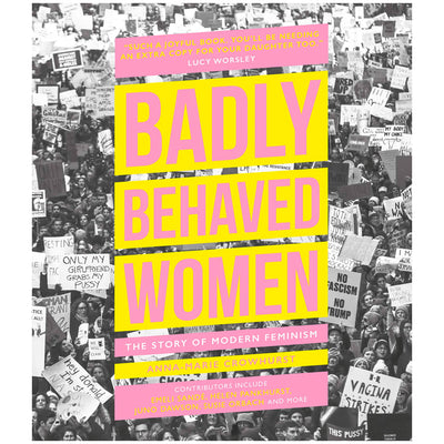 Badly Behaved Women: The Story of Modern Feminism Book