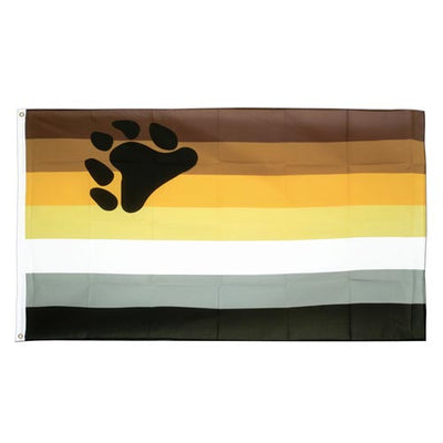Bear Pride Flag (3ft x 5ft)