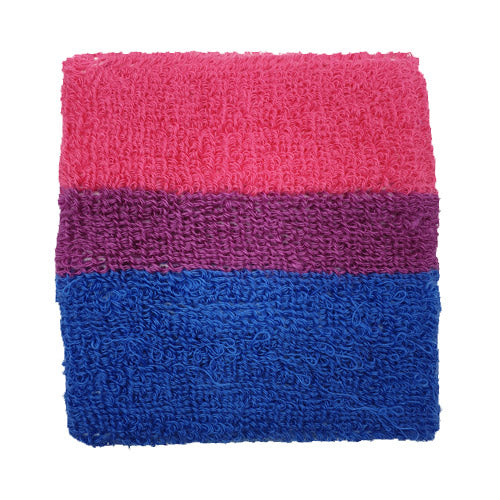 Bisexual Flag Sweatband