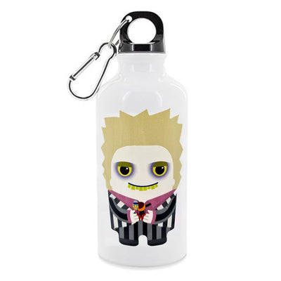 Aluminium Water Flask - Beetlejuice