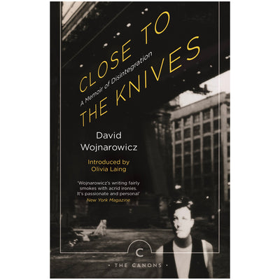 Close to the Knives - A Memoir of Disintegration Book
