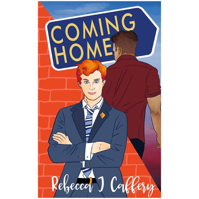 Coming Home (Cherrington Academy 2) Book