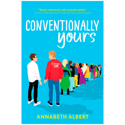 Conventionally Yours - 1 (True Colours) Book