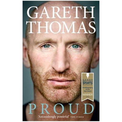 Gareth Thomas - Proud Book
